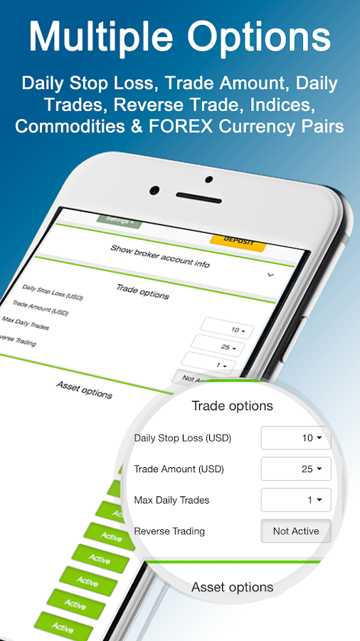 Binary options signals iphone
