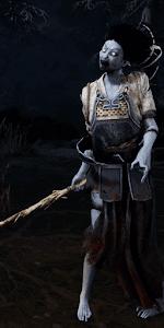 呪われた鎧
