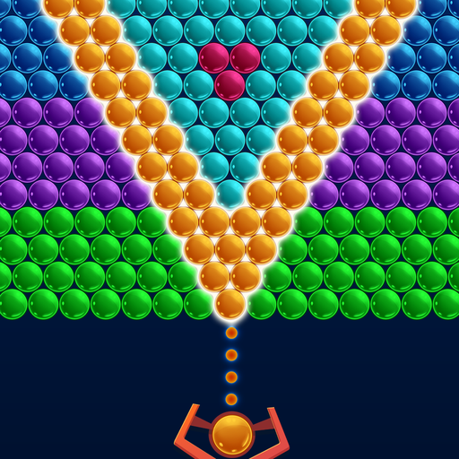 Arcade Pop Rush Android APK Download Free By Bubble Shooter Games By Ilyon
