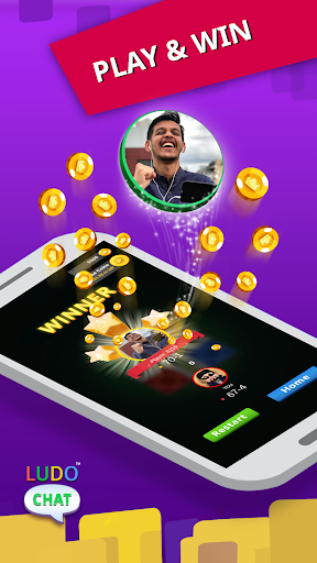 Hello Ludo - Live online Chat on ludo! screenshot 6