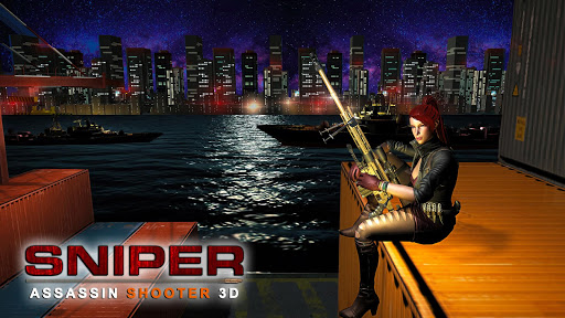 Sniper 3D Assassin: FPS Free Gun Shooter Games cheat screenshots 1