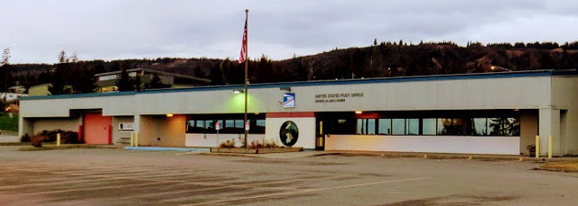 Homer, Alaska post office