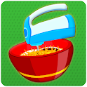 Baking Sweet Cookies - Cooking Game icon