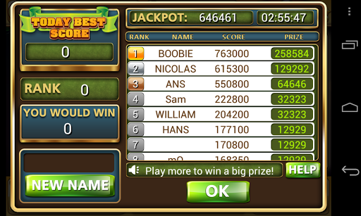 Alice in Magic World - Slots - Free Vegas Casino 1.6.0 screenshots 8