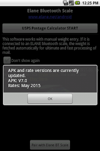 Postage Calculator USPS- screenshot thumbnail