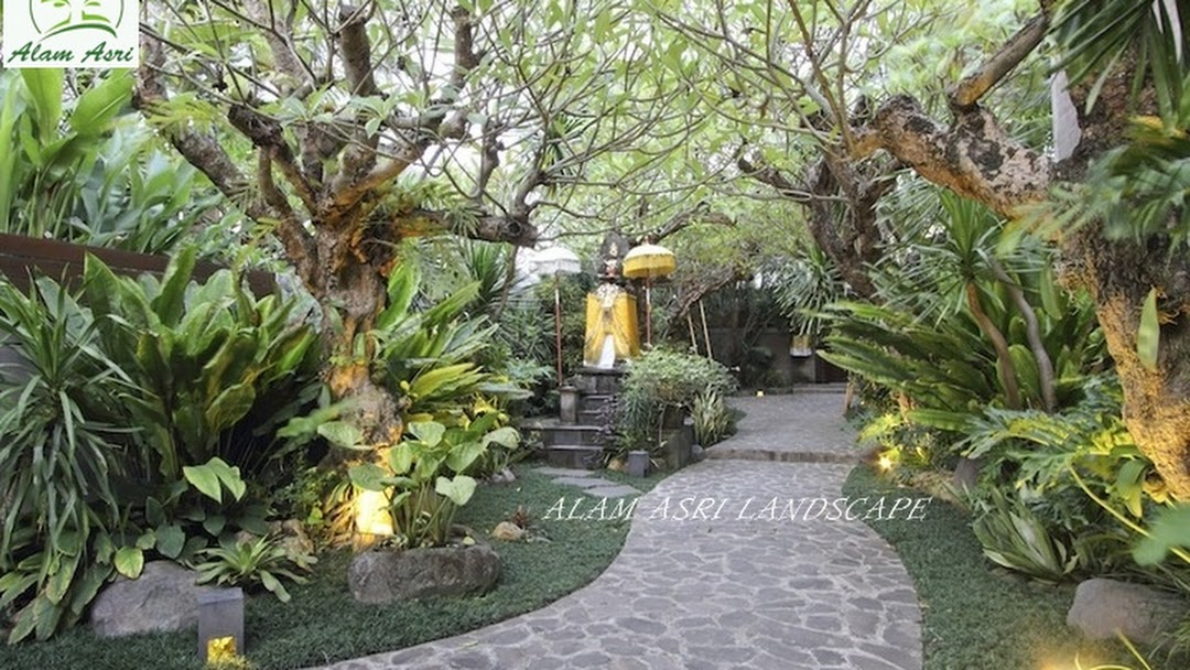 Jasa Vertical Garden Dan Landscape Taman Relif Tebing Air