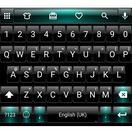 DuskBGrn Emoji キーボード 個人化 App LOGO-硬是要APP