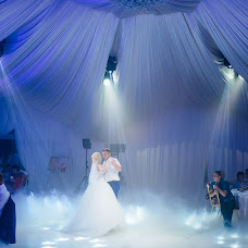 Wedding photographer Vyacheslav Kuzin (KuzinART). Photo of 09.04.2018