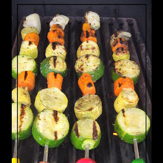 Marinated Grilled Vegetables Recipe