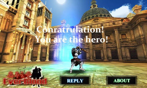 Ever Hero Blood 1.4 screenshots 5