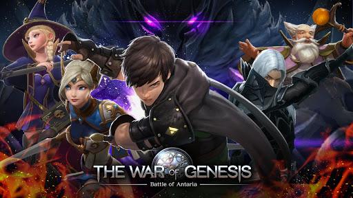 The War of Genesis: Battle of Antaria  code Triche 1