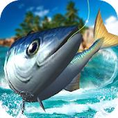 Real Fishing Simulator 2019 - Ultimate Fishing 3D Android APK Download Free By Merry Soft Studio