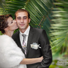 Wedding photographer Vladimir Lapshin (lavlager). Photo of 01.11.2013