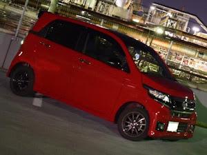 N-WGN カスタム JH1 G特別仕様車SS2トーンカラースタイルパッケージ H30のカスタム事例画像 青葉さんの2018年10月22日21:58の投稿