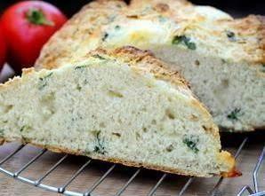 Mozzarella And Basil Bread Recipe