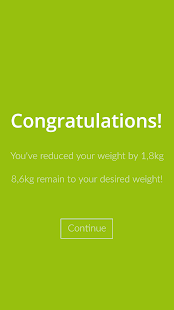 Weight Loss Tracker, BMI- screenshot thumbnail