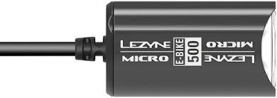 Lezyne Ebike Micro Drive 500 LED Headlight alternate image 1