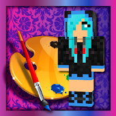 Skin Editor Minecraft 1.8 APK for Nokia
