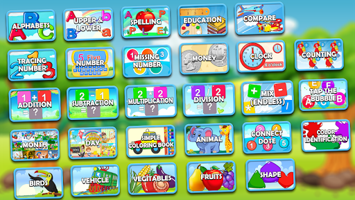 Toddler Learning Games for 2-5 Year Olds screenshot 1
