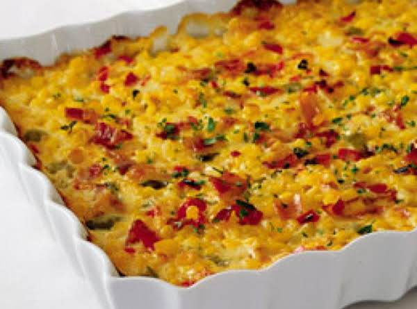 Monday Night Football Corn Casserole Recipe