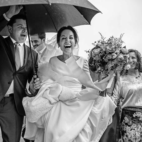 Wedding photographer Rafa Martell (fotoalpunto). Photo of 23.02.2018