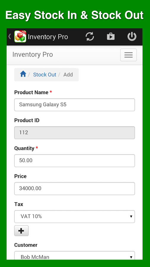 Inventory Pro - Multi User App - Android Apps on Google Play