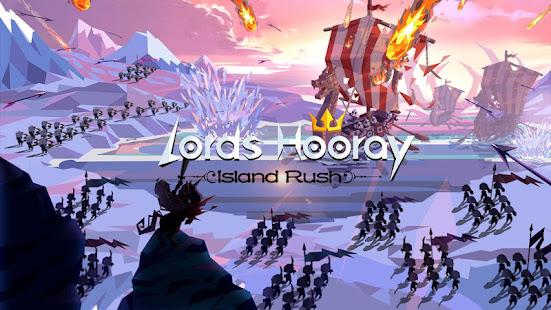 Lords Hooray: Island Rush for PC-Windows 7,8,10 and Mac apk screenshot 1