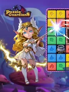 Puzzle Guardians - náhled