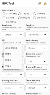 GFX Tools Pro for PUBG (No Ads/FTP) Free Download for Android 3