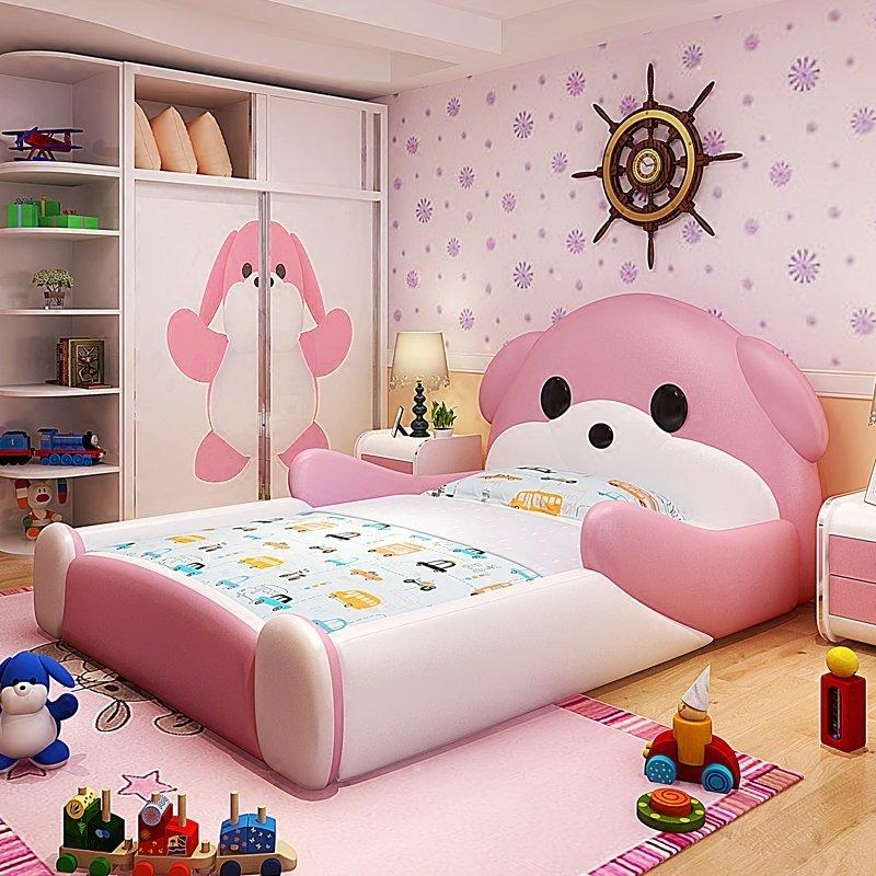 Chọn giường ngủ cho bé đang trở thành xu hướng hiện nay