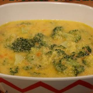 Perfect Broccoli Cheddar Soup