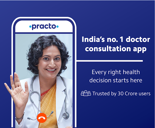 Practo: Online Doctor Consultations & Appointments Apk 1