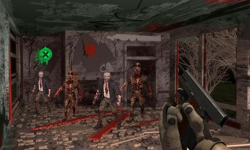 Mad Zombie Frontier 2: DEAD TARGET Zombie Games  screenshots 4