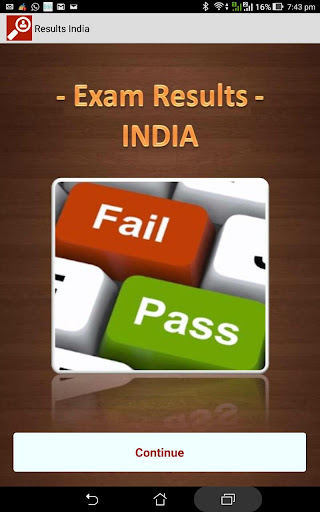 India Exam Results