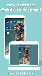 Mimicr – Mobile Screen Sharing + Voice Chat 3
