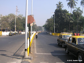 Photo: Veer Nariman Road, Looking East