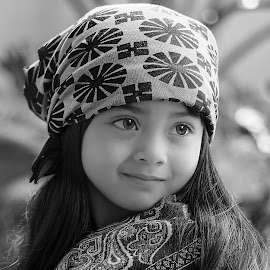 by Luna Almira  Ali - Black & White Portraits & People (  )