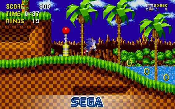 Sonic the Hedgehog™ apk screenshot