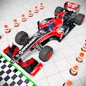 Formula Car Parking - Modern formula Parking 2020 icon