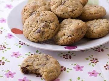 The Best Oatmeal Cookies Ever!