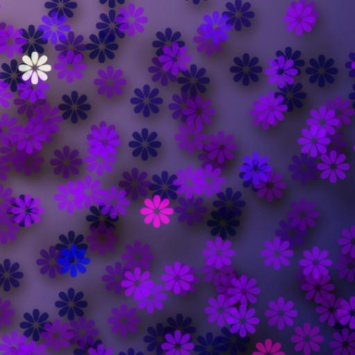 Texture flowers (app)