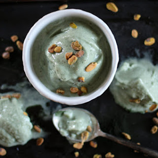 Pistachio Ice-Cream
