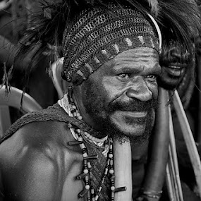 Papua Face by Edwin Yepese - People Portraits of Men ( people )