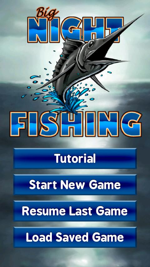 Скриншот Big Night Fishing 3D Lite