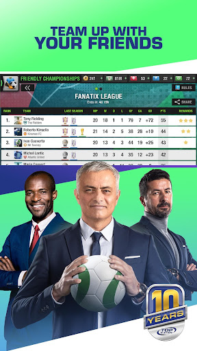 Top Eleven 2020 -  Be a soccer manager 10.0 screenshots 3