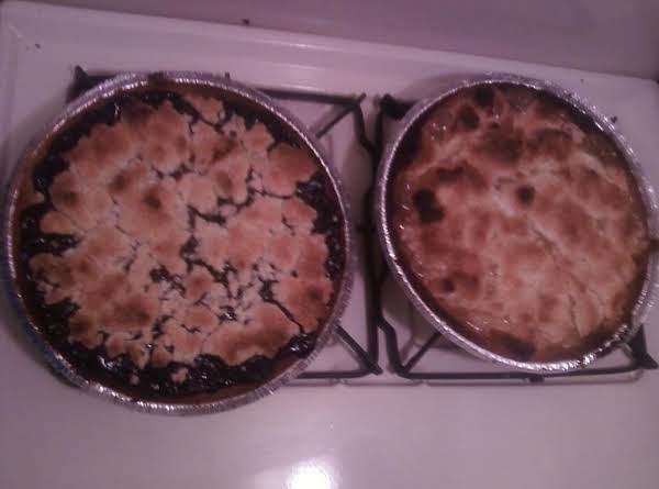 3 Step Pie!