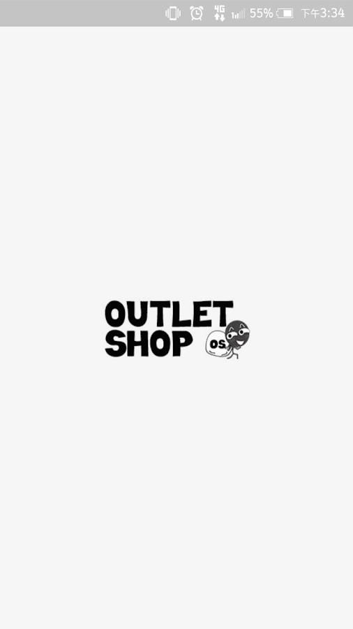 Outletshop- screenshot