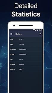Internet Speed Test Original – wifi & 4g meter 12