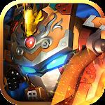 Superhero Fruit: Robot wars - Future Battles Icon