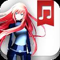 Anime Music Manga Radios Free icon